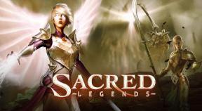 sacred legends google play achievements