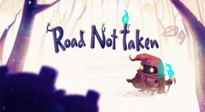 road not taken google play achievements