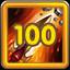 Crusader Level 100