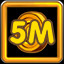 Collect 5M Coins