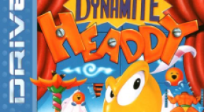 dynamite headdy retro achievements