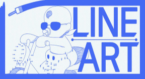 line art google play achievements