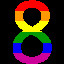8 Rainbow