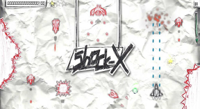 shock x. space shooter paper google play achievements