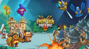 frontier defense google play achievements