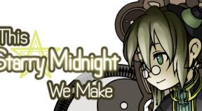 this starry midnight we make steam achievements