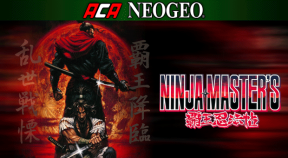 aca neogeo ninja master's windows 10 achievements